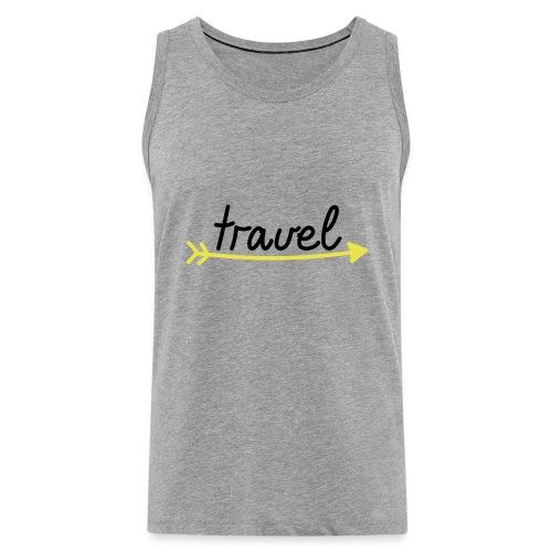 Travel - Männer Premium Tank Top