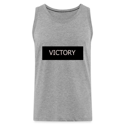 VICTORY - Men's Premium Tank Top