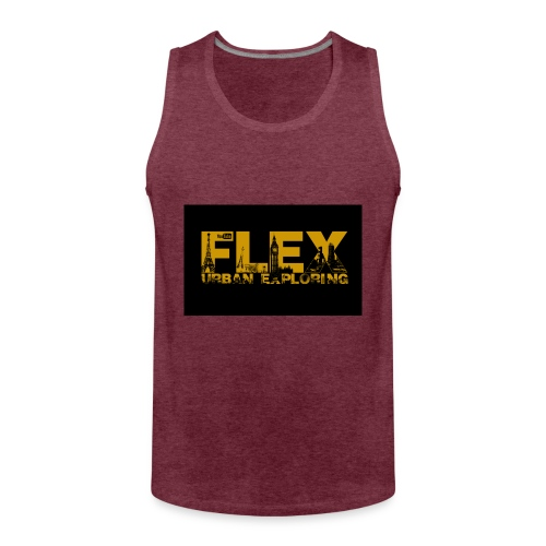 FlexUrban - Men's Premium Tank Top