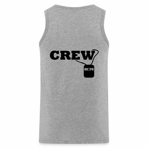 KON - Crew - Männer Premium Tank Top