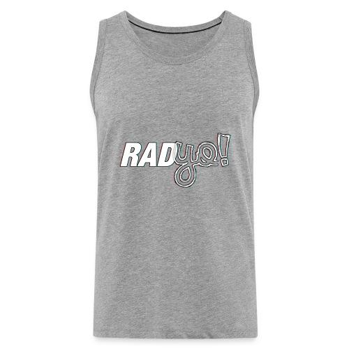 RADYO! - T-Shirt - Männer Premium Tank Top