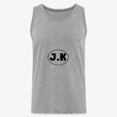 J K - Men's Premium Tank Top