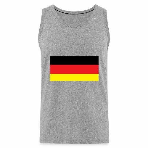 Deutschland Weltmeisterschaft Fußball - Männer Premium Tank Top