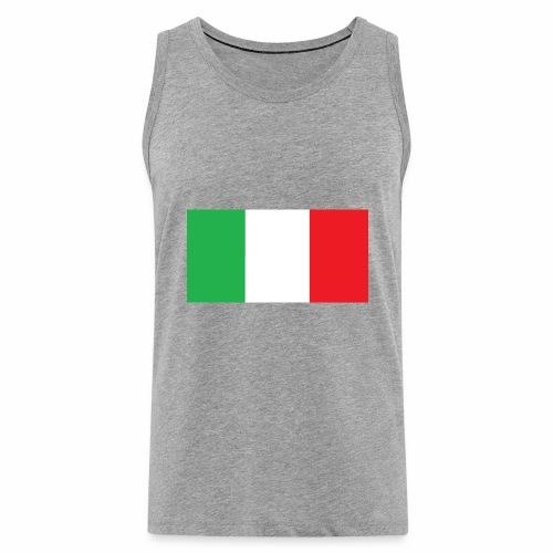 Italien Fußball - Männer Premium Tank Top
