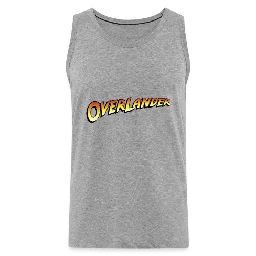 overlander0 - Premium singlet for menn