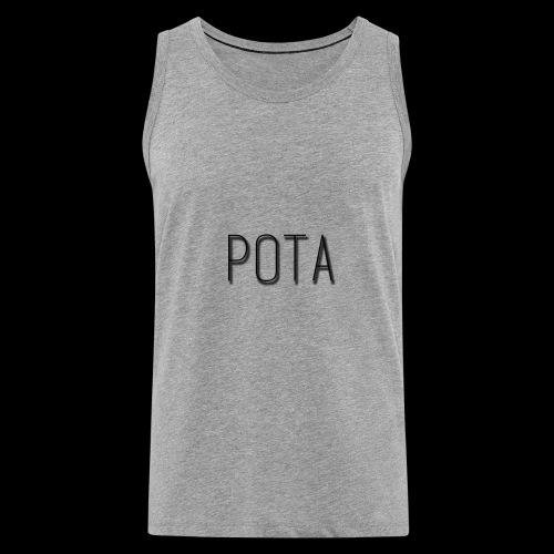 pota2 - Canotta premium da uomo