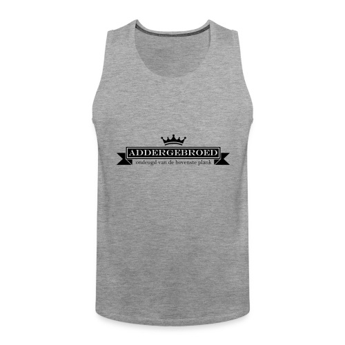 Addergebroed - Mannen Premium tank top