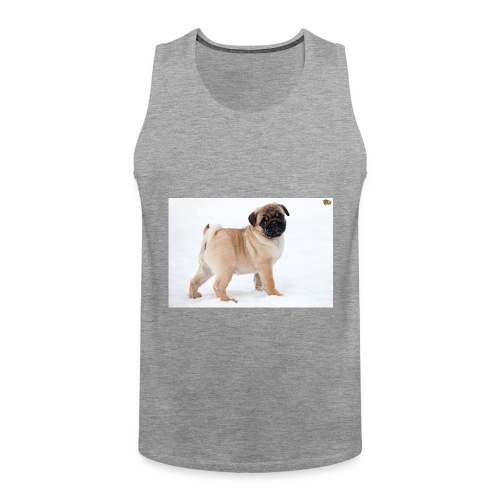 walker family pug merch - Men's Premium Tank Top
