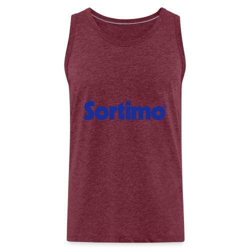 Sortimo - Premiumtanktopp herr