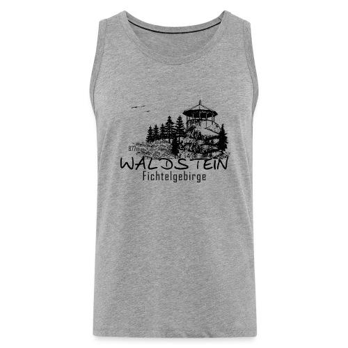 Waldstein im Fichtelgebirge - Männer Premium Tank Top