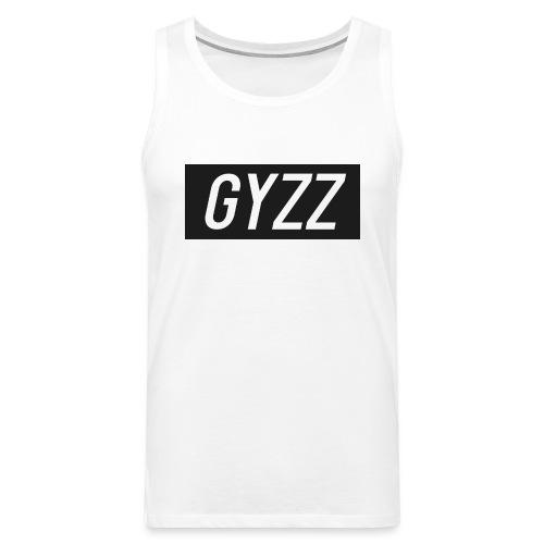 Gyzz - Herre Premium tanktop