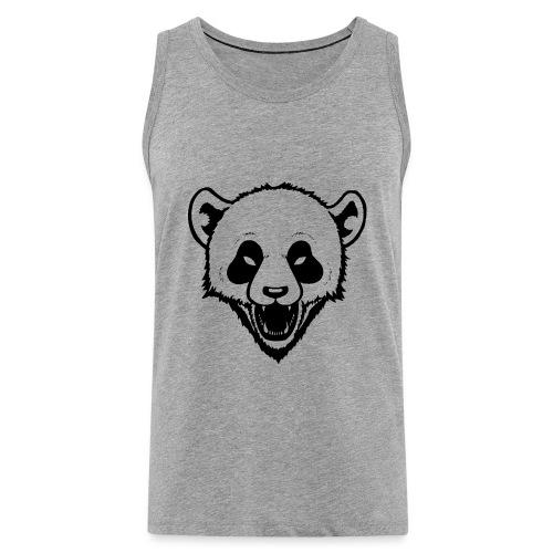 Panda - Männer Premium Tank Top