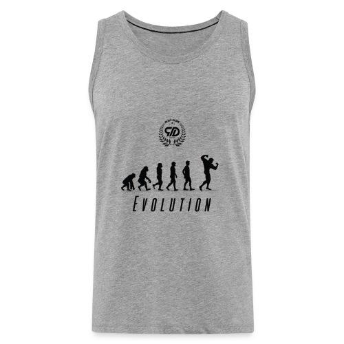 EVOLUTION - Tank top męski Premium