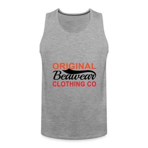 Original Beawear Clothing Co - Men's Premium Tank Top