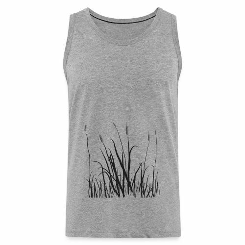 The grass is tall - Canotta premium da uomo