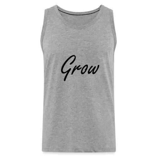Grow - Männer Premium Tank Top