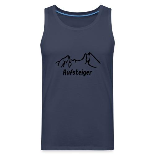 Bergsteiger Shirt - Männer Premium Tank Top