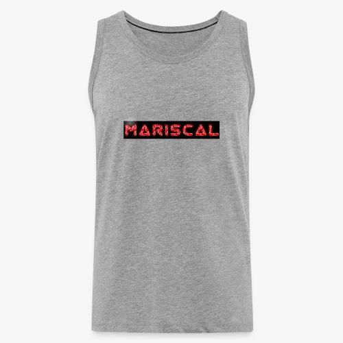MARISCAL - Tank top premium hombre