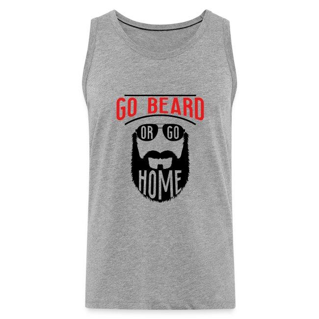 Go Beard Or Go Home