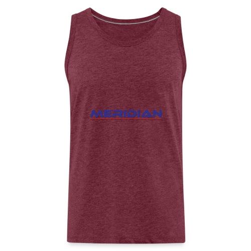 Meridian - Canotta premium da uomo