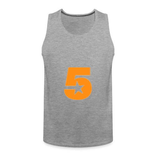 No5 - Men's Premium Tank Top