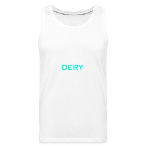 DERY - Männer Premium Tank Top