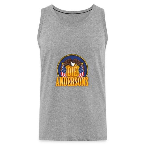 Die Andersons - Merchandise - Männer Premium Tank Top