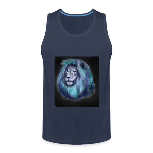 lio1 - Men's Premium Tank Top