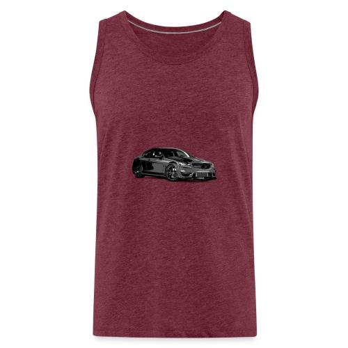 C63 - Männer Premium Tank Top