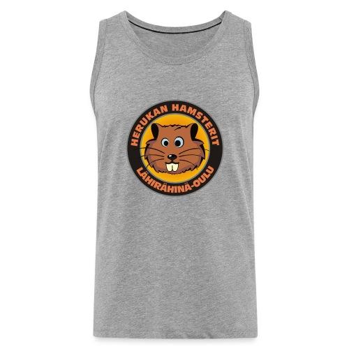 Herukan Hamsterit - Miesten premium hihaton paita
