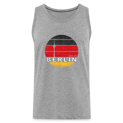 BERLIN, Germany, Deutschland - Men's Premium Tank Top