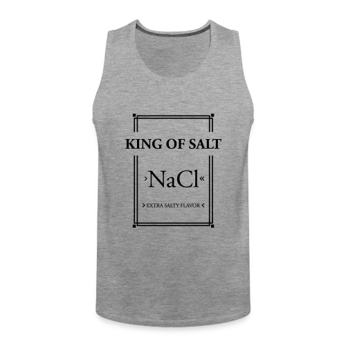 King of Salt - Männer Premium Tank Top