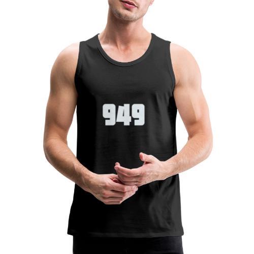 949withe - Männer Premium Tank Top