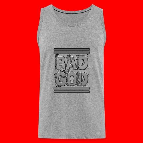 BadGod - Men's Premium Tank Top