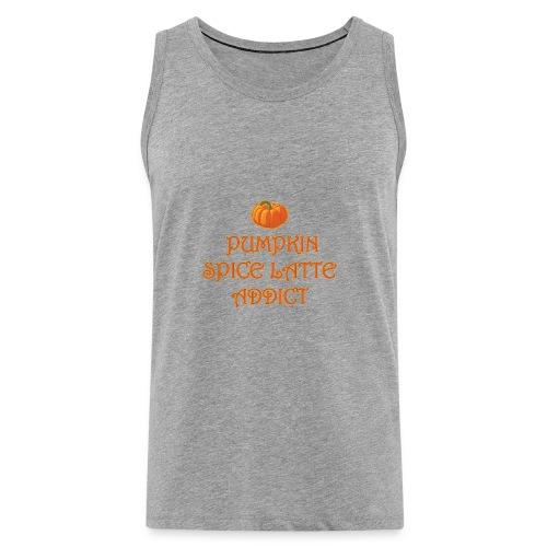 PumpkinSpiceAddict - Canotta premium da uomo