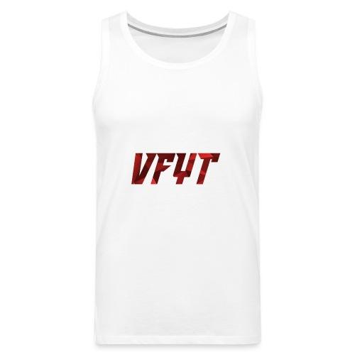 vfyt shirt - Mannen Premium tank top