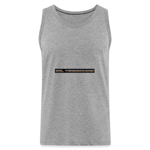 gielverberckmoes shirt - Mannen Premium tank top