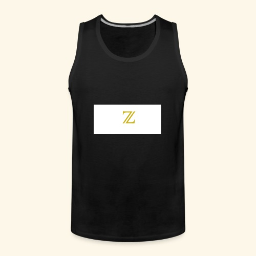 zaffer - Canotta premium da uomo