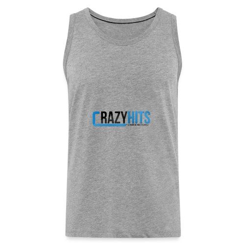 CrazyHIT - Débardeur Premium Homme