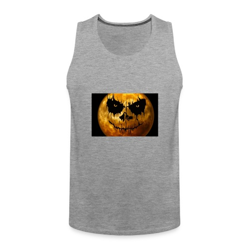 Halloween Mond Shadow Gamer Limited Edition - Männer Premium Tank Top