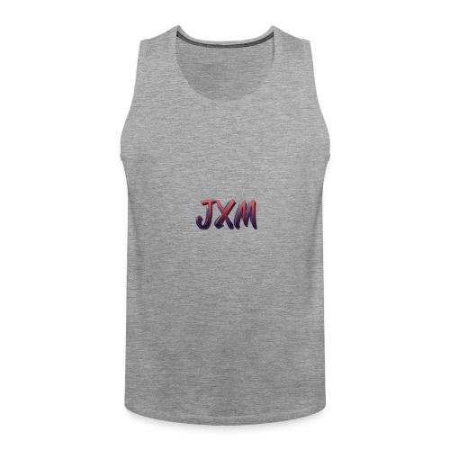 JXM Logo - Men's Premium Tank Top