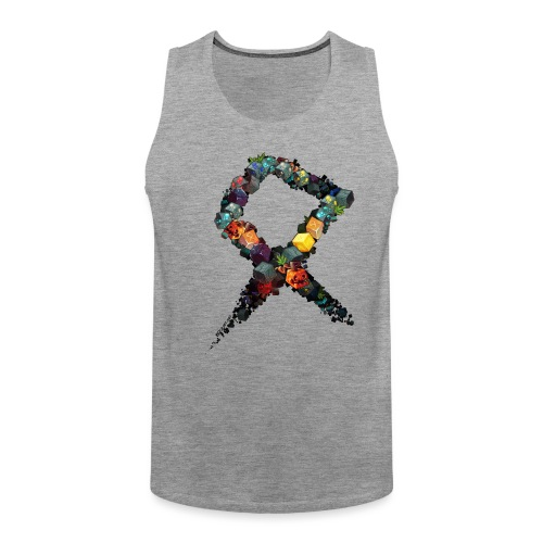 BDcraft Rune - Men's Premium Tank Top