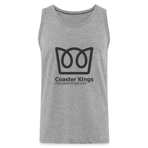 Coaster Kings Site - Men's Premium Tank Top