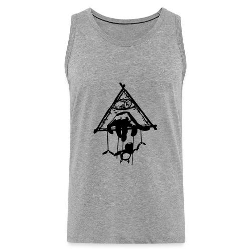 Killuminati Symbol - Männer Premium Tank Top