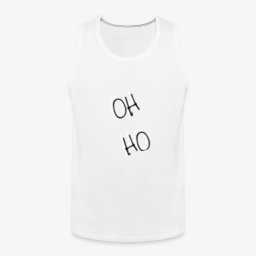 OH HO - Men's Premium Tank Top