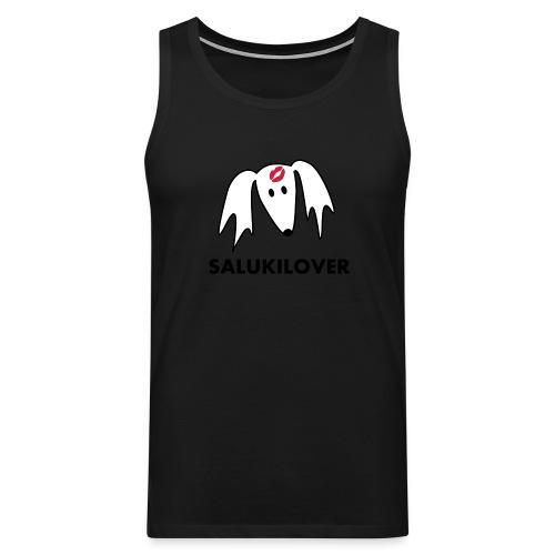 Salukilover - Männer Premium Tank Top