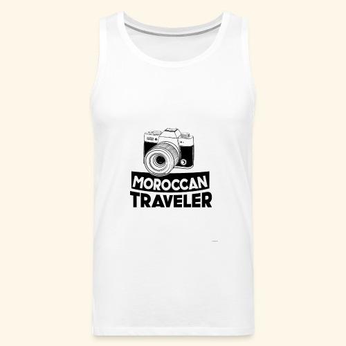 Moroccan Traveler - Débardeur Premium Homme