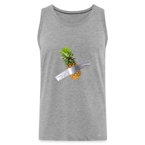 Pineapple Art - Canotta premium da uomo