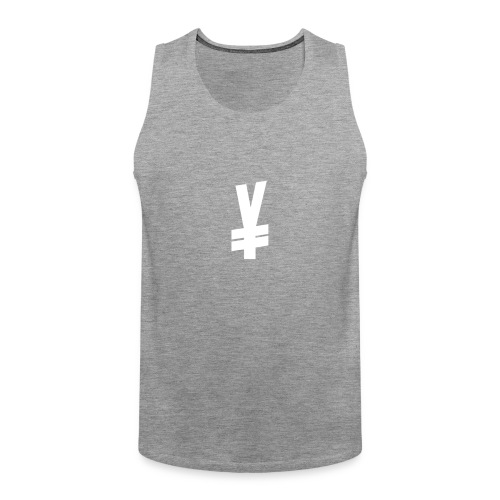 MYSTYK LOGO - Men's Premium Tank Top