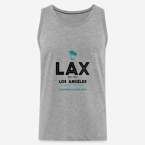 LAX è una buona idea!! - Canotta premium da uomo
